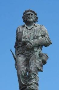 Che Memorial, Santa Clara © Clayton Burne
